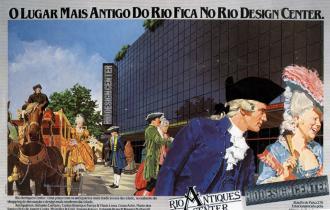 O lugar mais antigo do Rio...