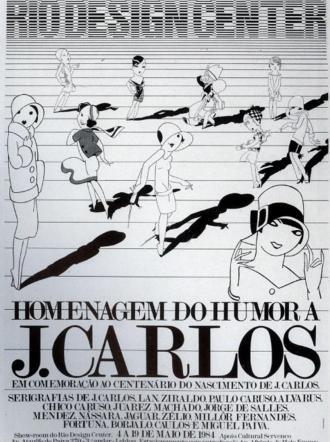 J. Carlos Exposição